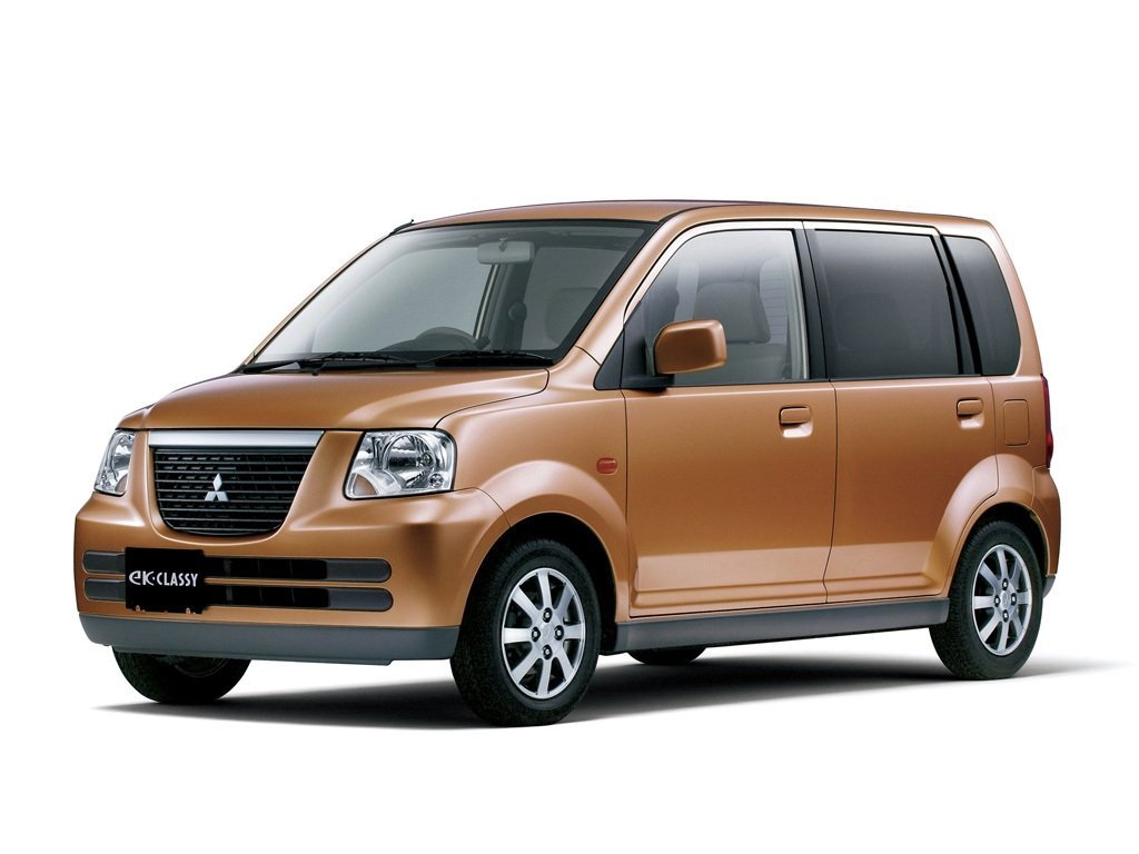 mitsubishi Mitsubishi eK