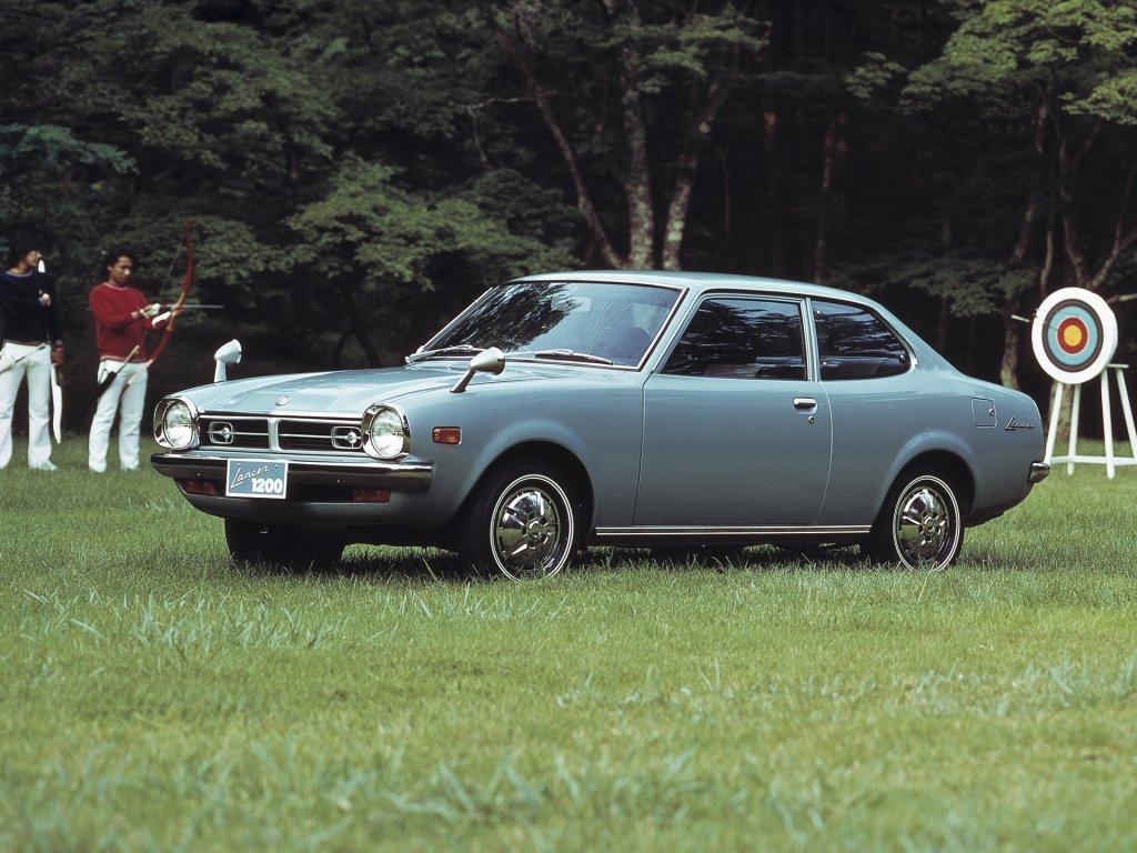 купе Mitsubishi Lancer