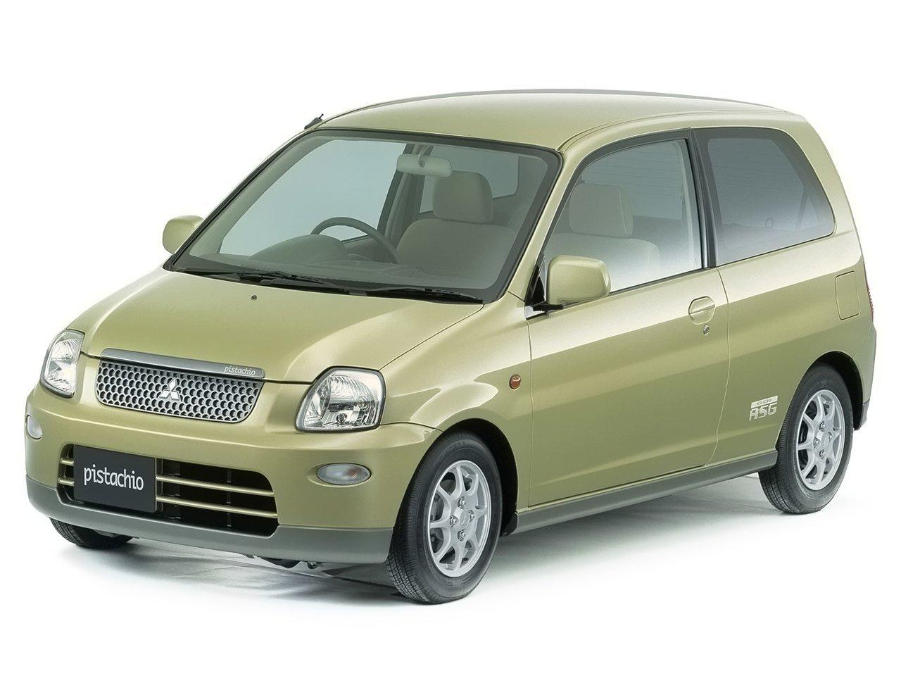 mitsubishi Mitsubishi Pistachio