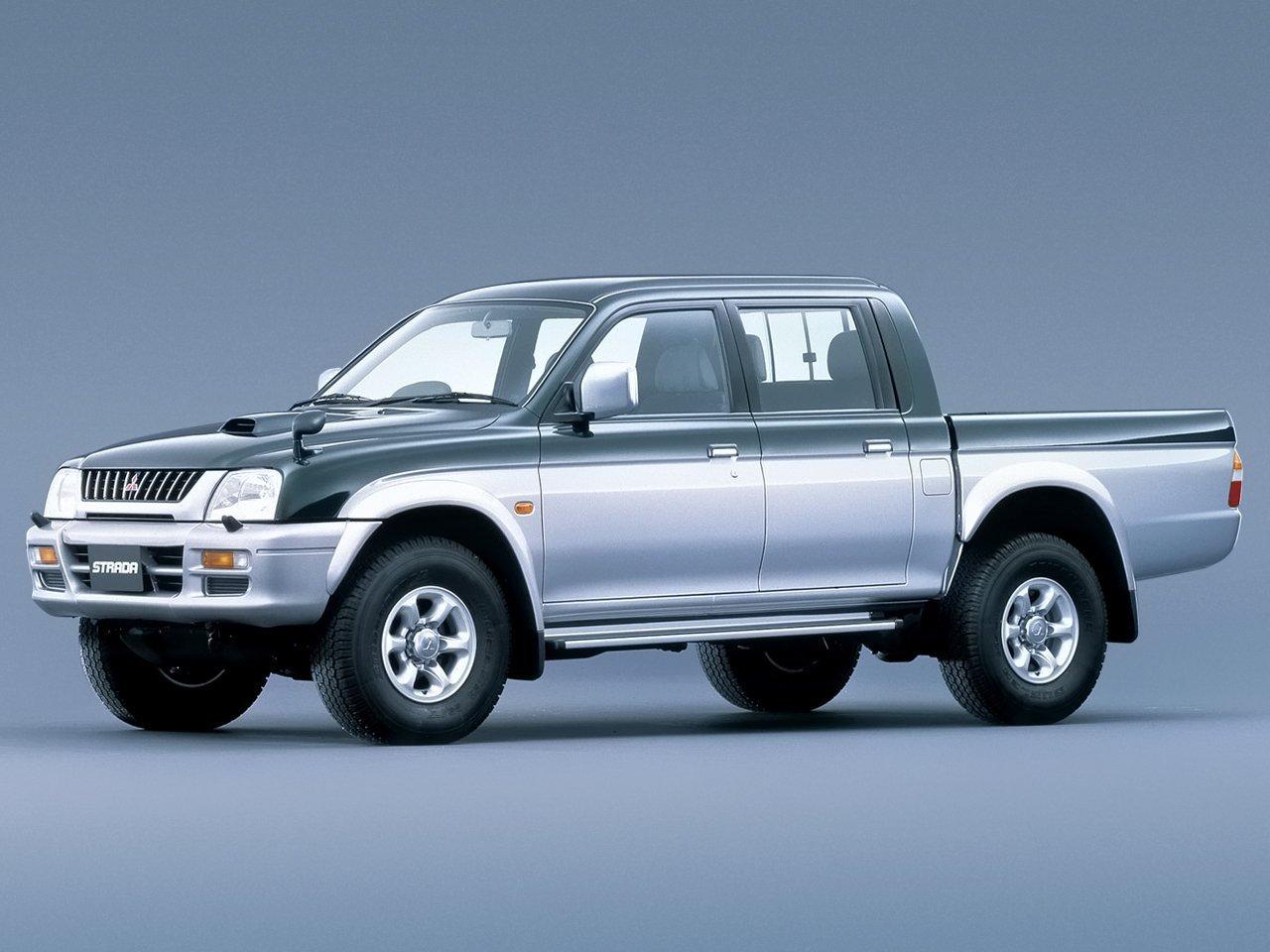 mitsubishi Mitsubishi Strada