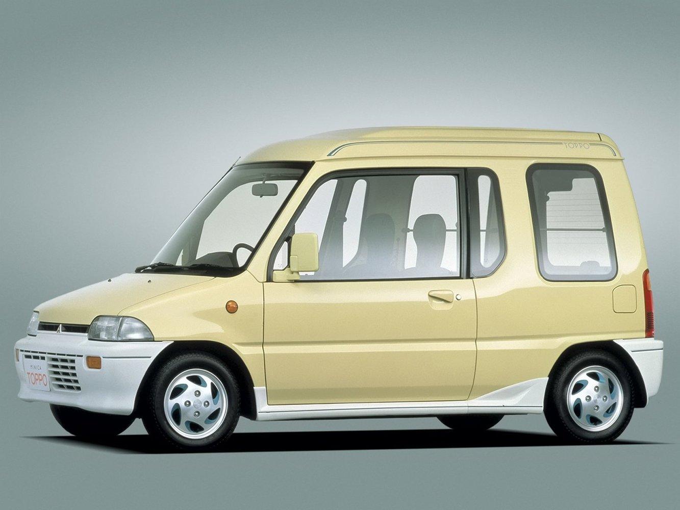 mitsubishi Mitsubishi Toppo