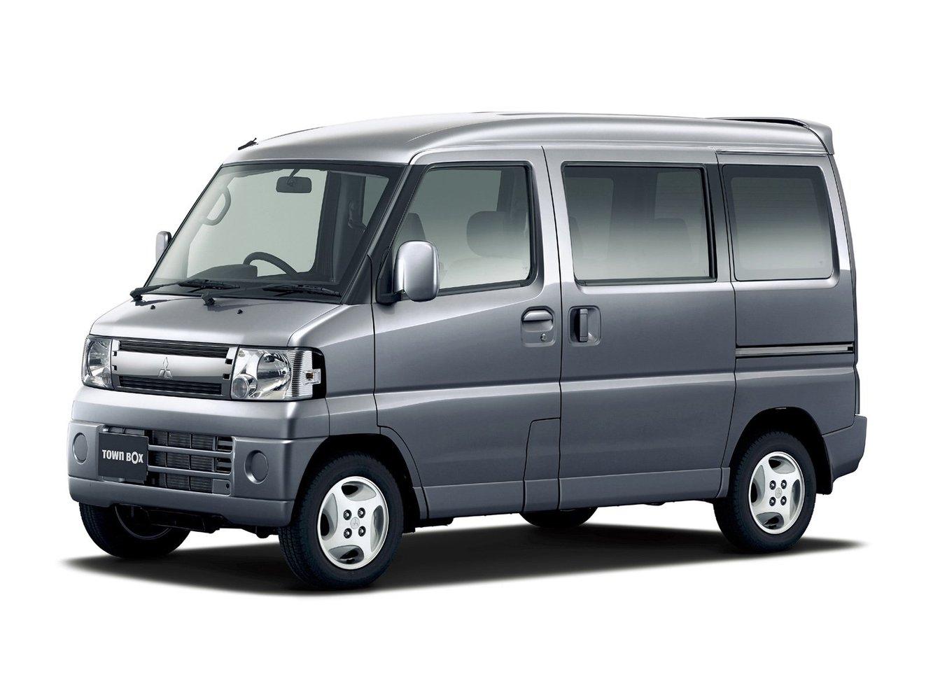 mitsubishi Mitsubishi Town Box