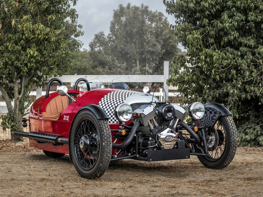 morgan Morgan 3 Wheeler