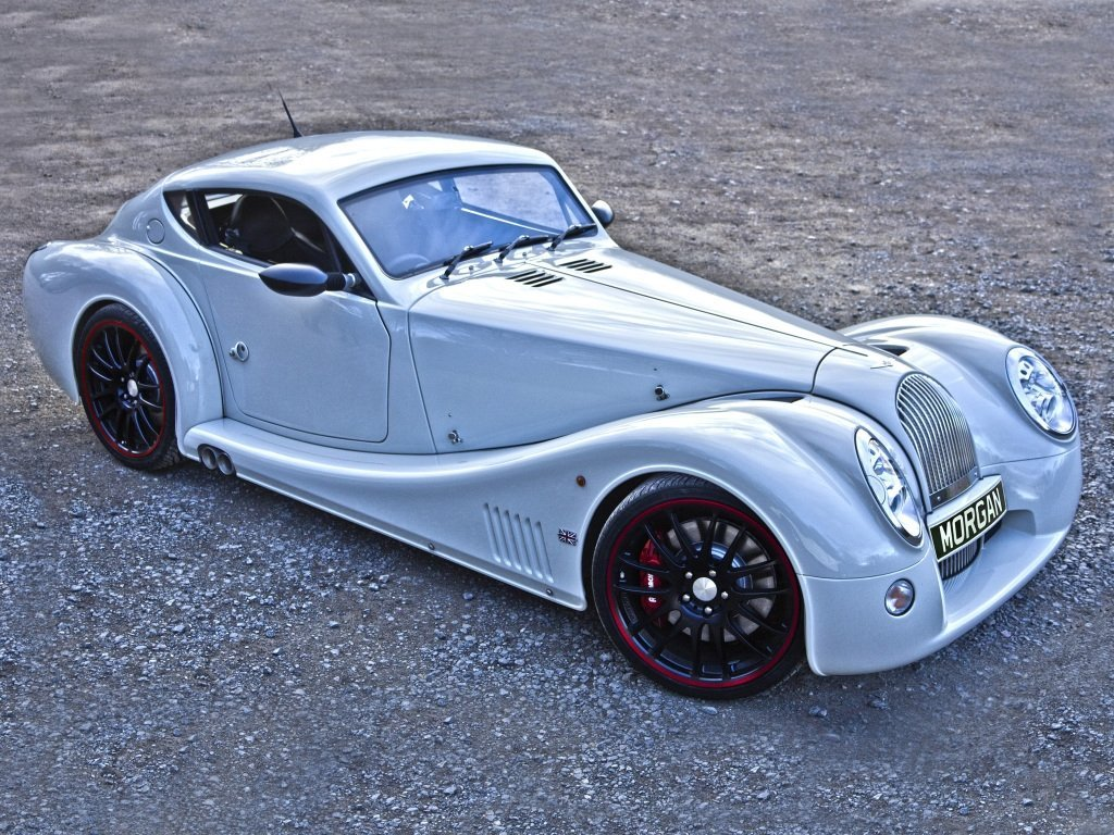купе Morgan Aero Coupe