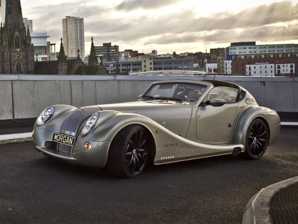 morgan Morgan Aero SuperSports