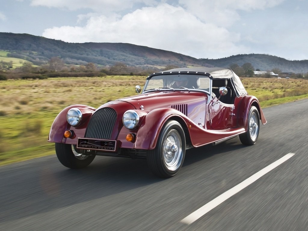 morgan Morgan Plus 4