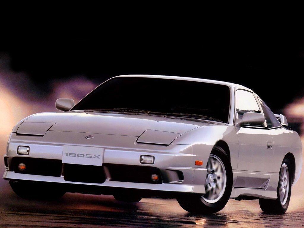 купе Nissan 180SX