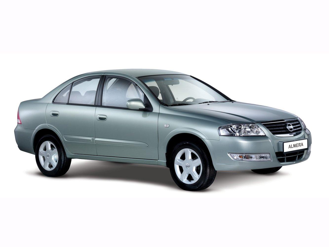 nissan Nissan Almera Classic