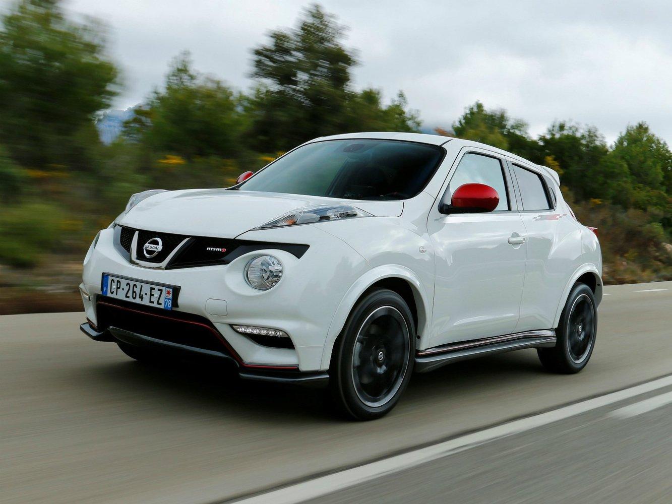 nissan Nissan Juke Nismo