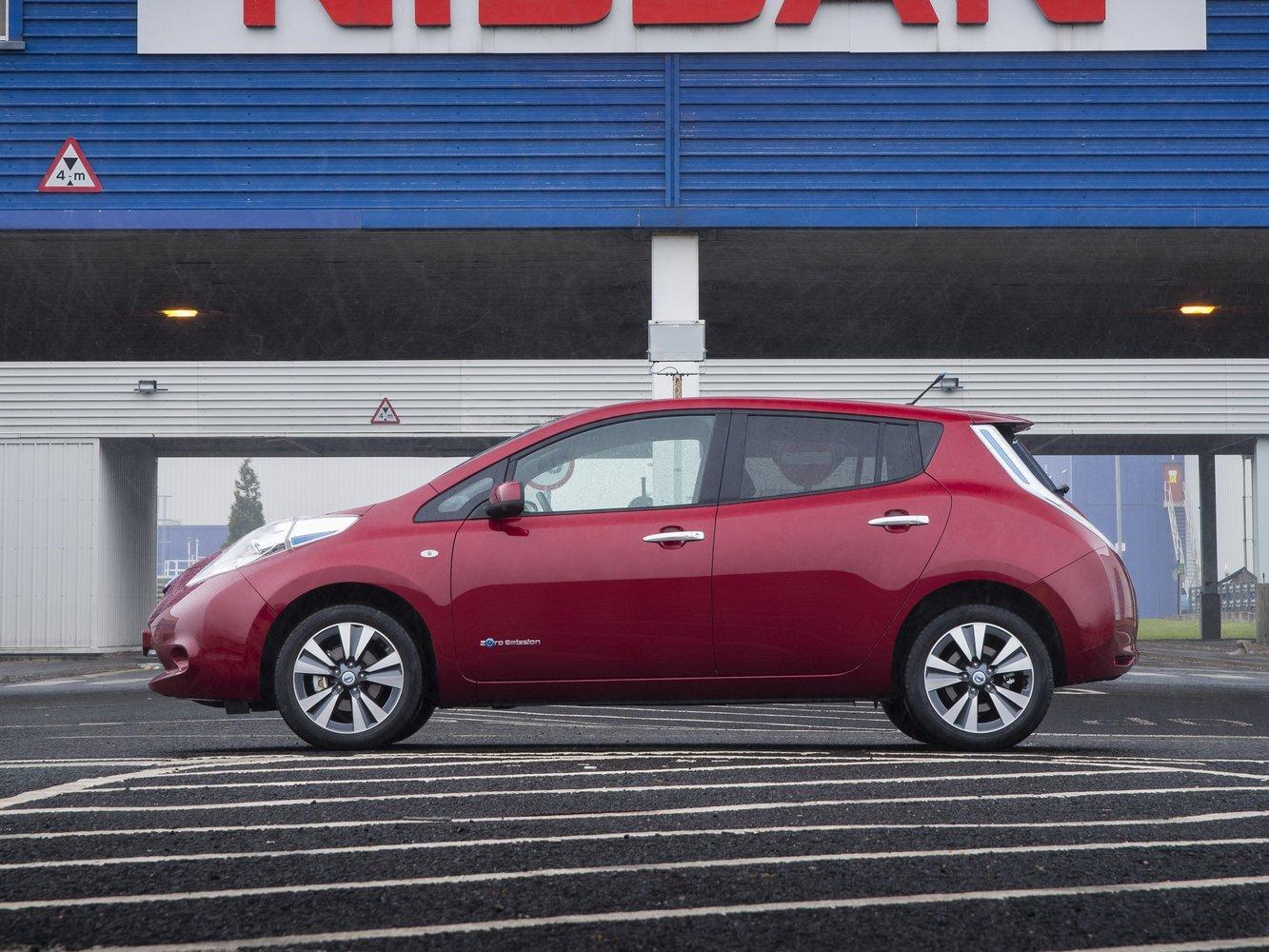 Nissan Leaf (Ниссан Лиф) - Продажа, Цены, Отзывы, Фото ...
