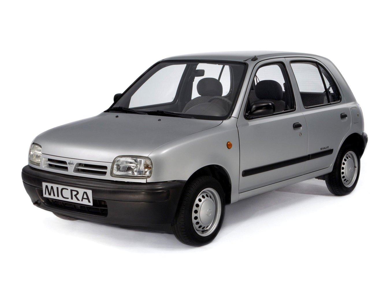 хэтчбек 5 дв. Nissan Micra