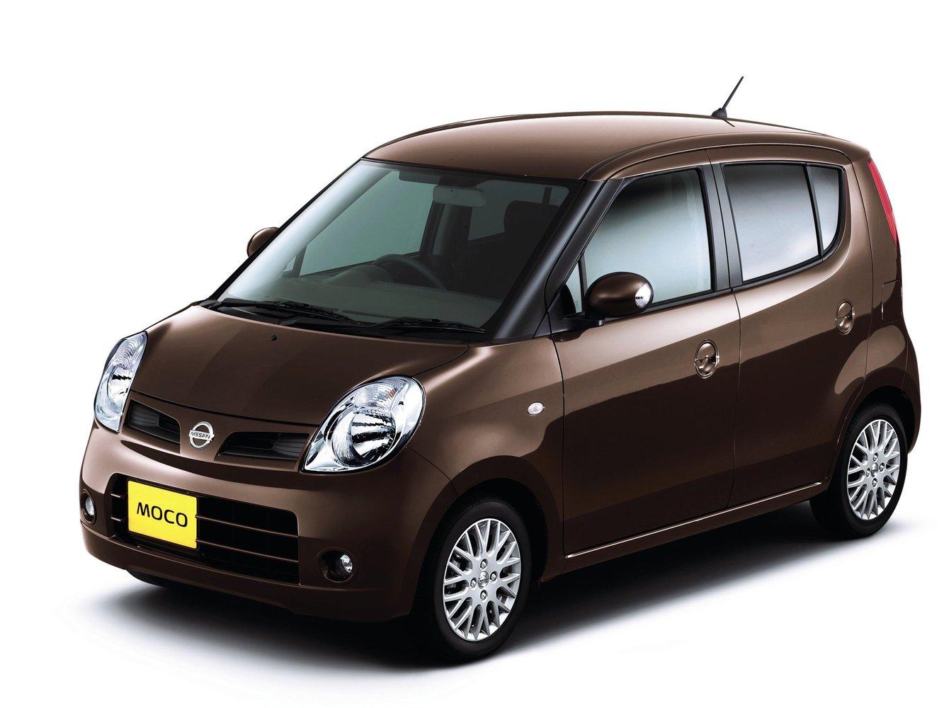 nissan Nissan Moco