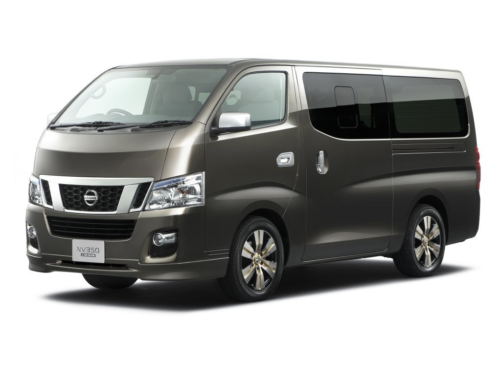 nissan Nissan NV350 Caravan