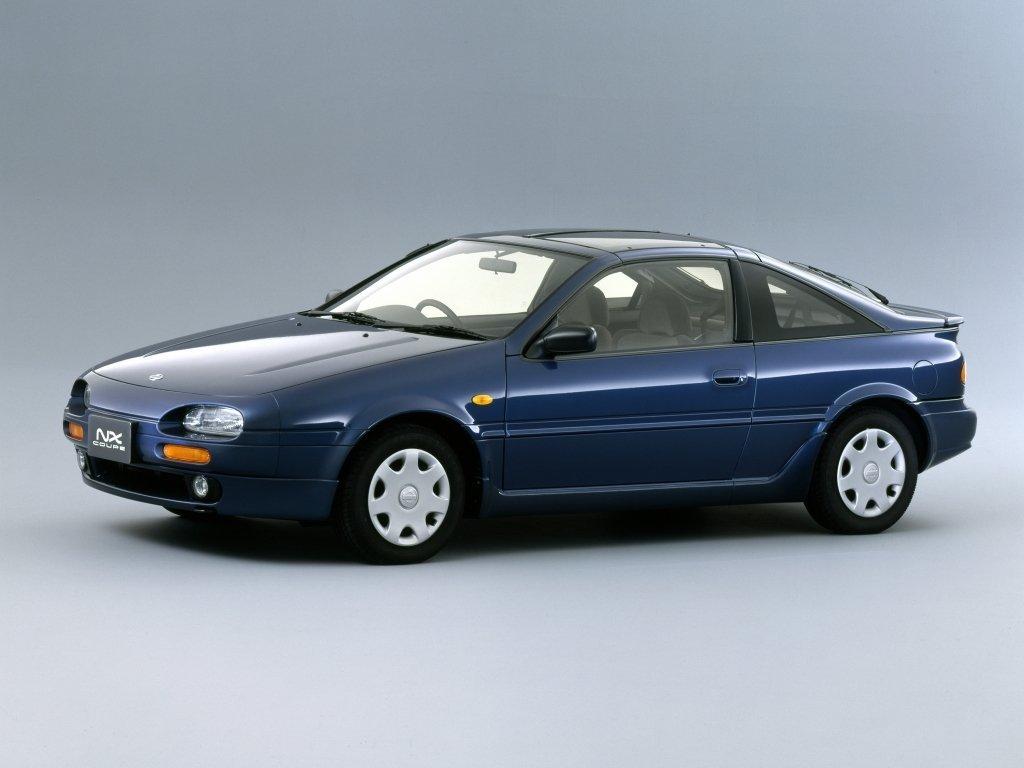 купе Nissan NX Coupe
