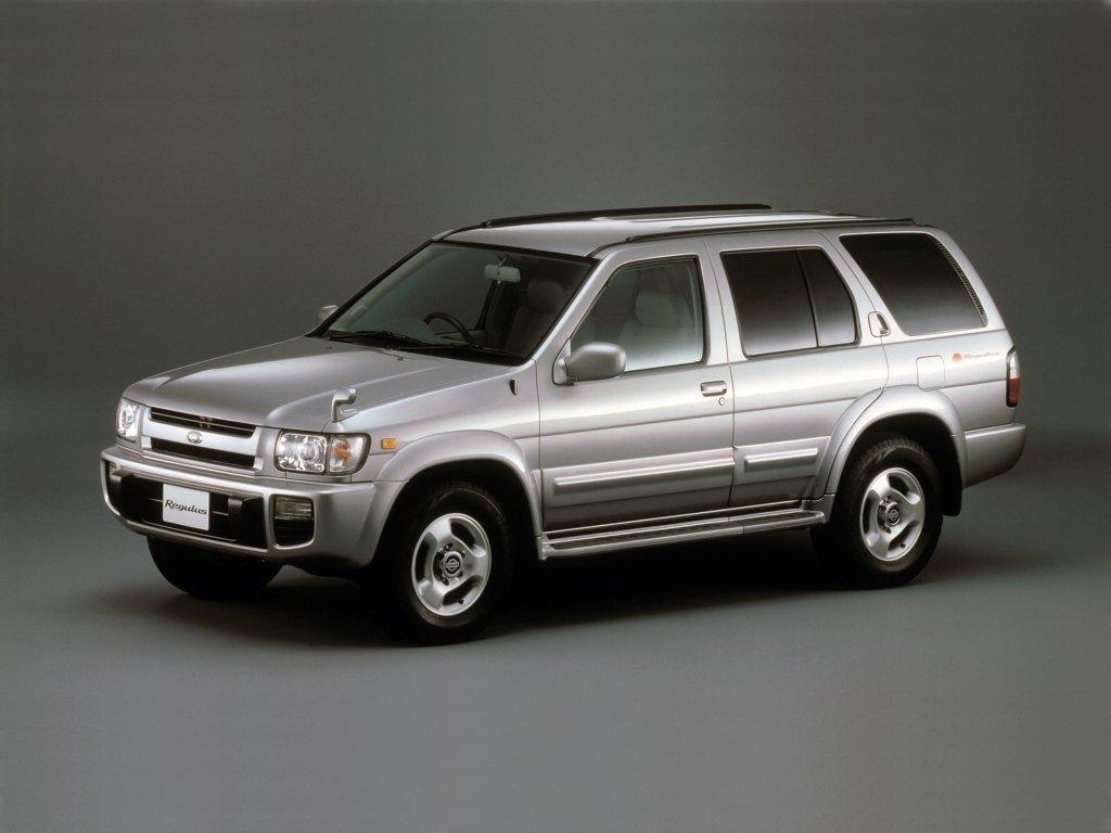 nissan Nissan Terrano Regulus