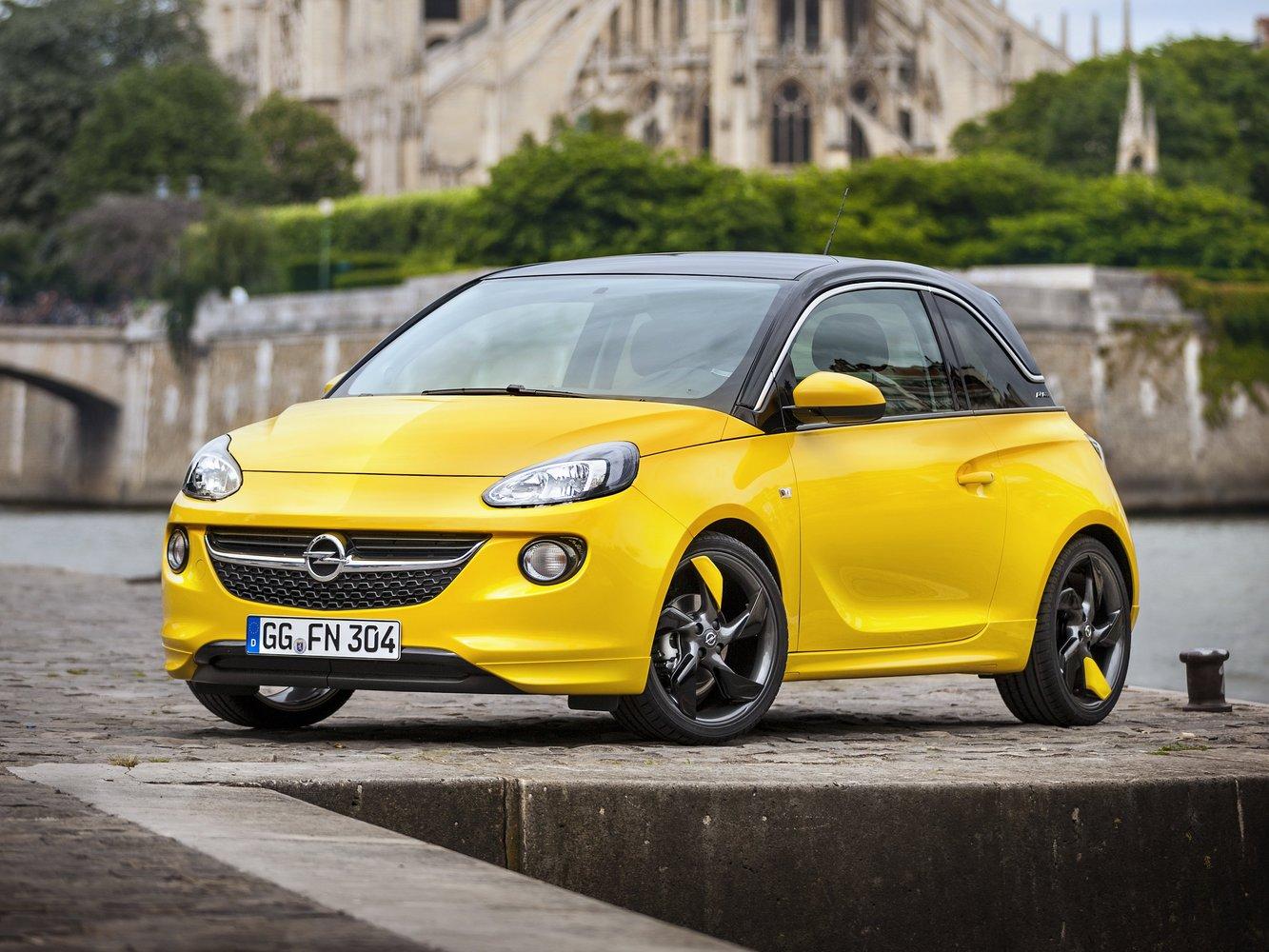 opel Opel Adam