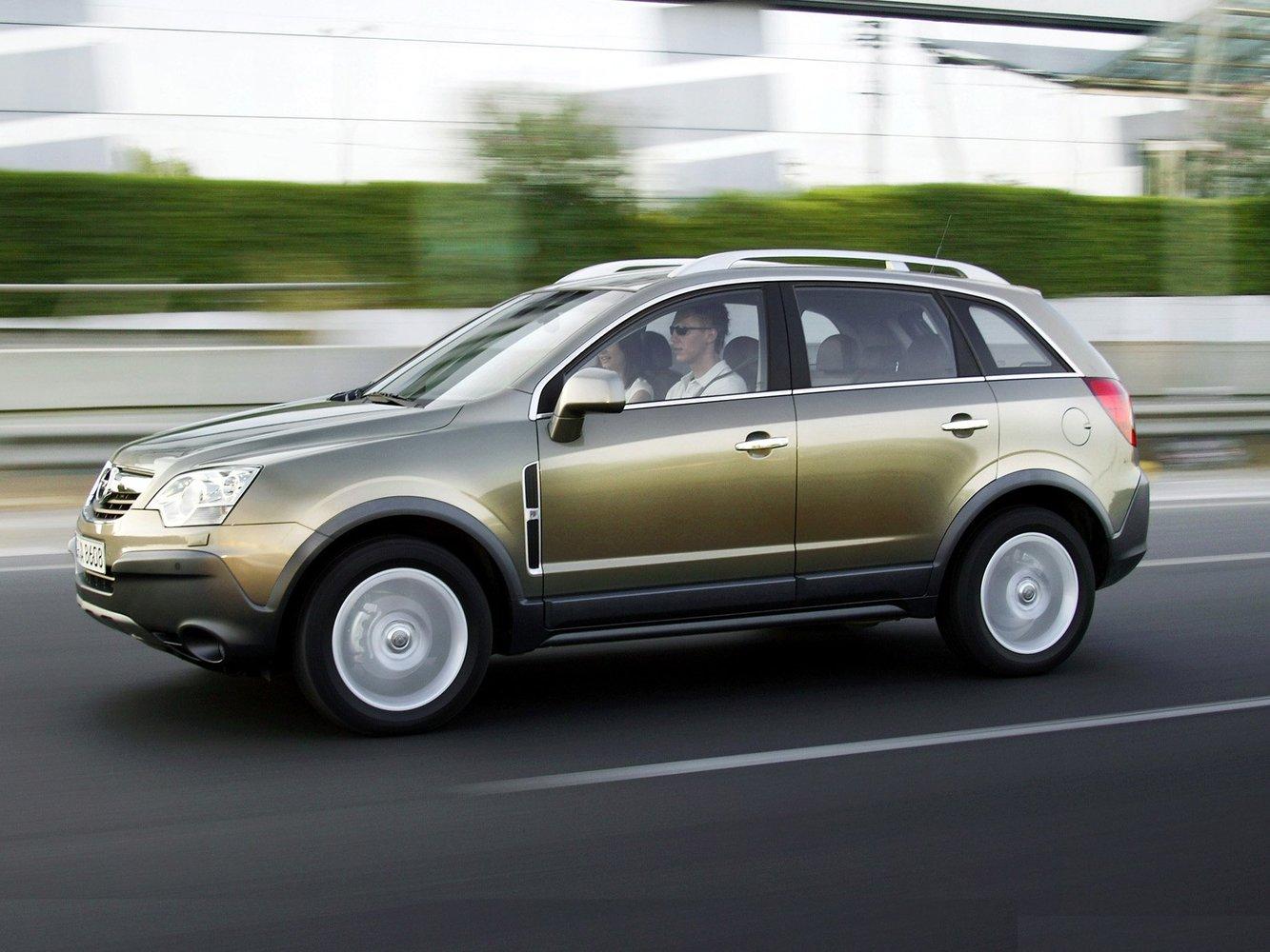opel Opel Antara