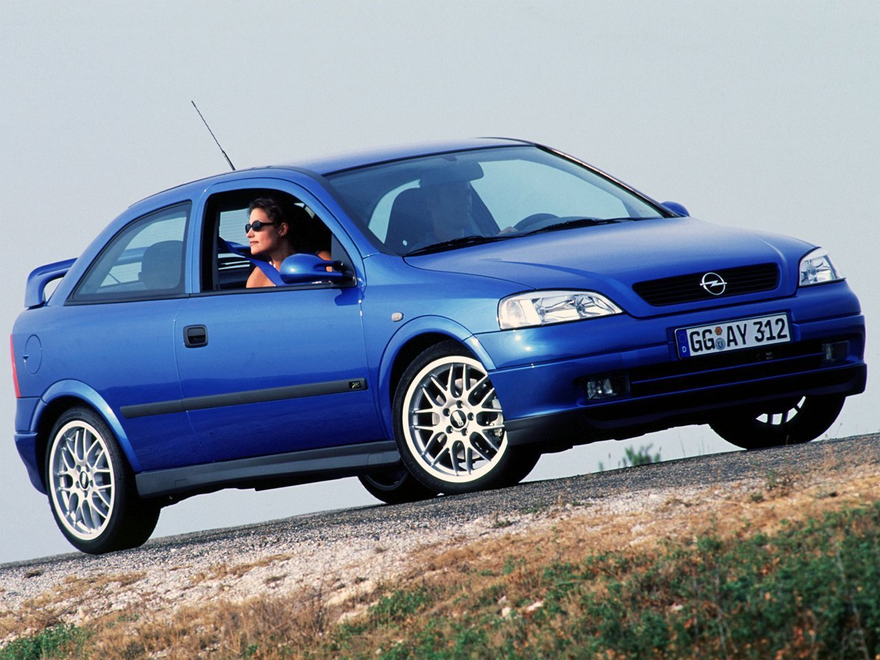 Opel Astra OPC 1999 - 2001