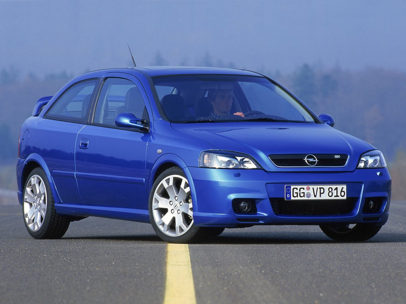 Opel Astra OPC 2002 - 2004