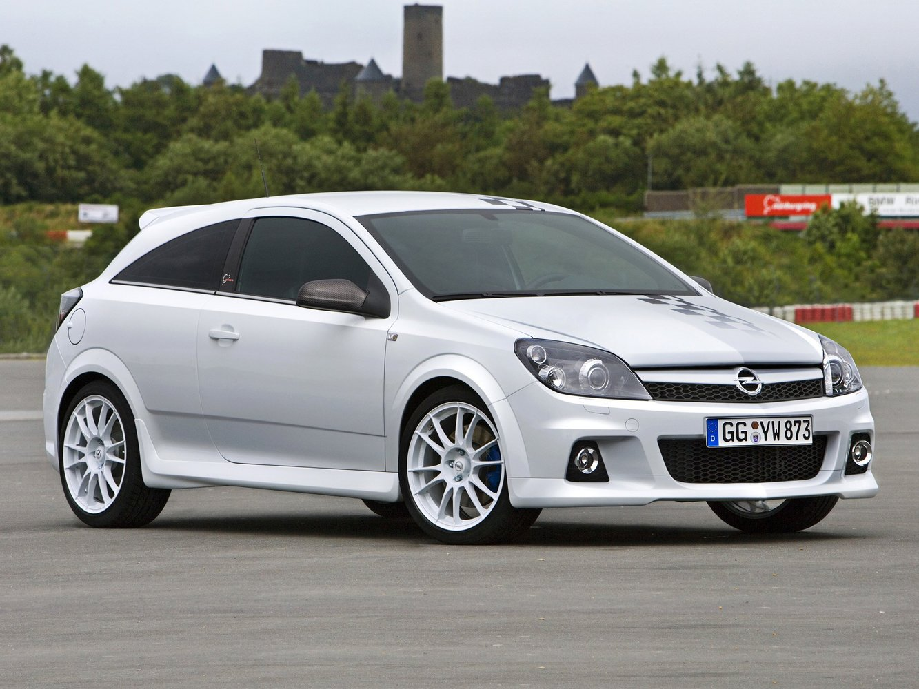 Opel Astra OPC 2005 - 2011