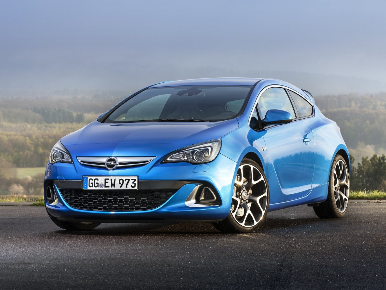 Opel Astra OPC 2012 - 2015