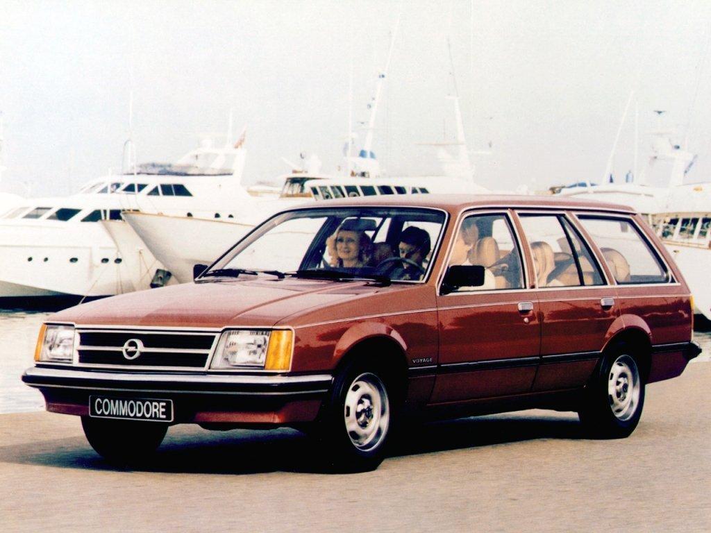 универсал Opel Commodore