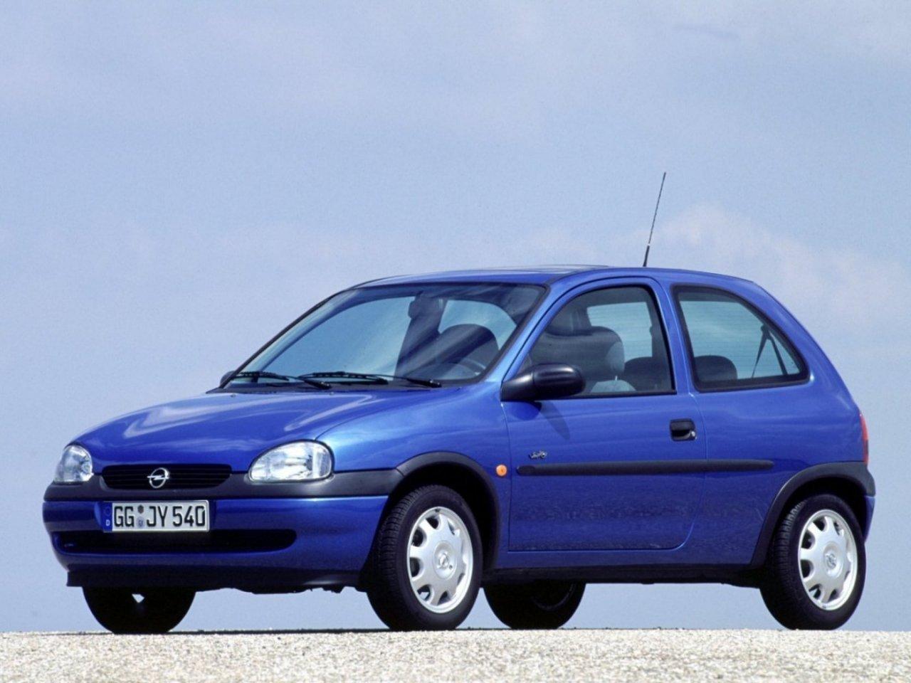 хэтчбек 3 дв. Opel Corsa