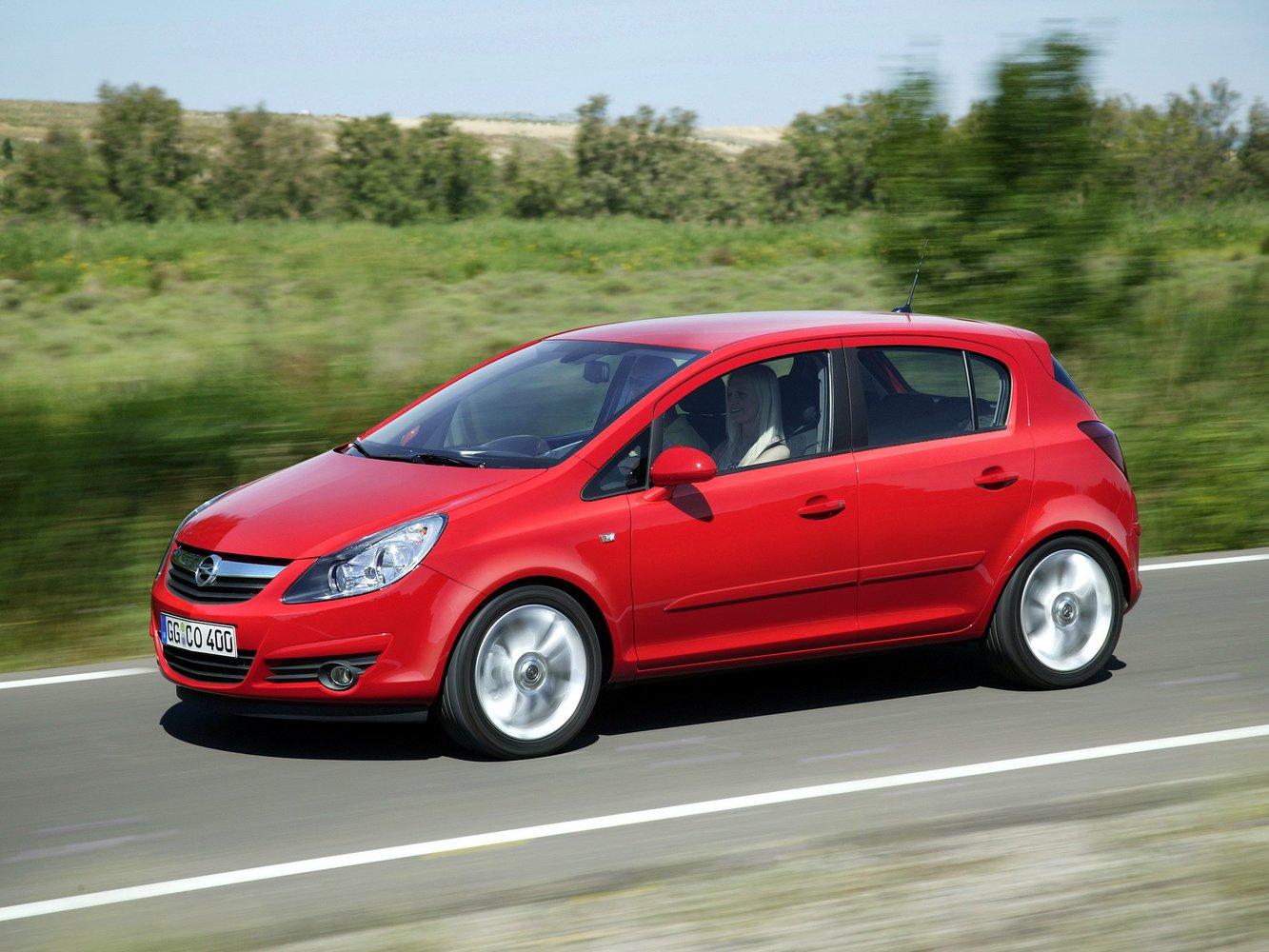 хэтчбек 5 дв. Opel Corsa