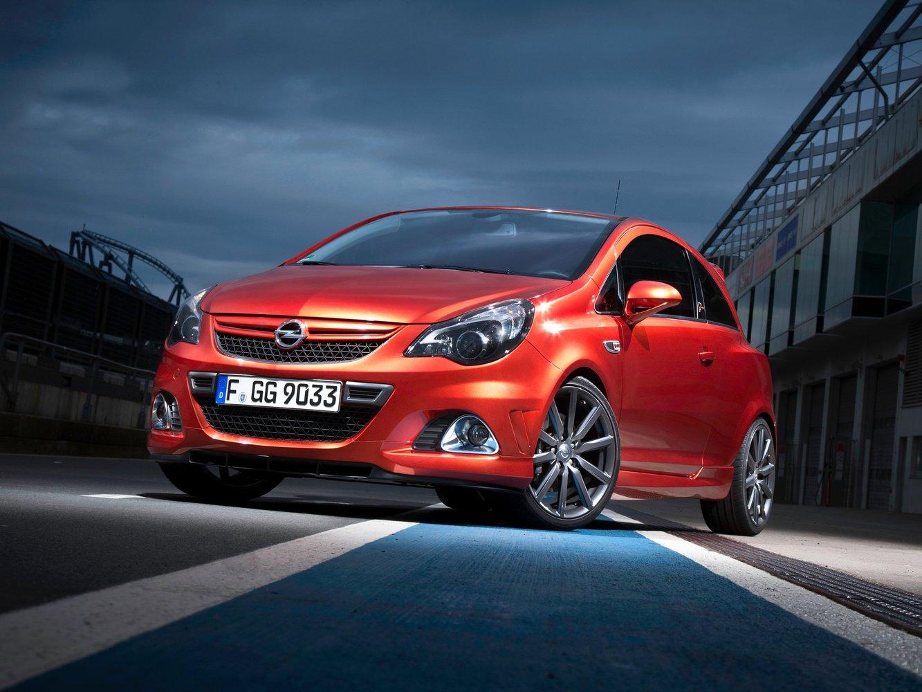 opel Opel Corsa OPC
