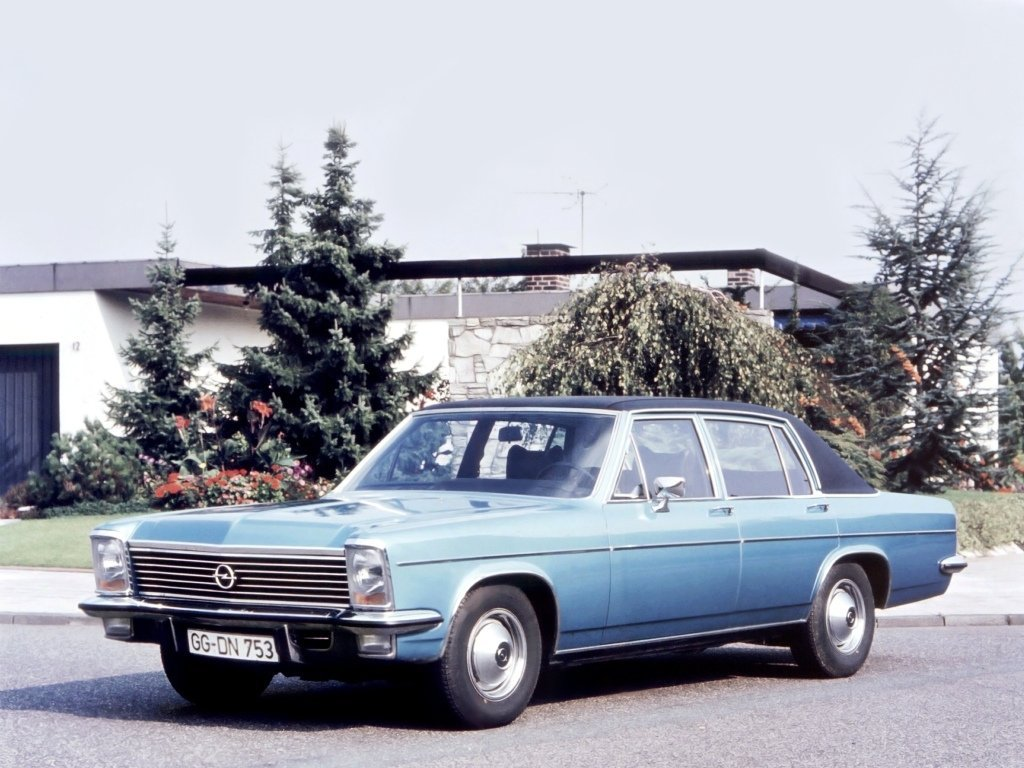 opel Opel Diplomat