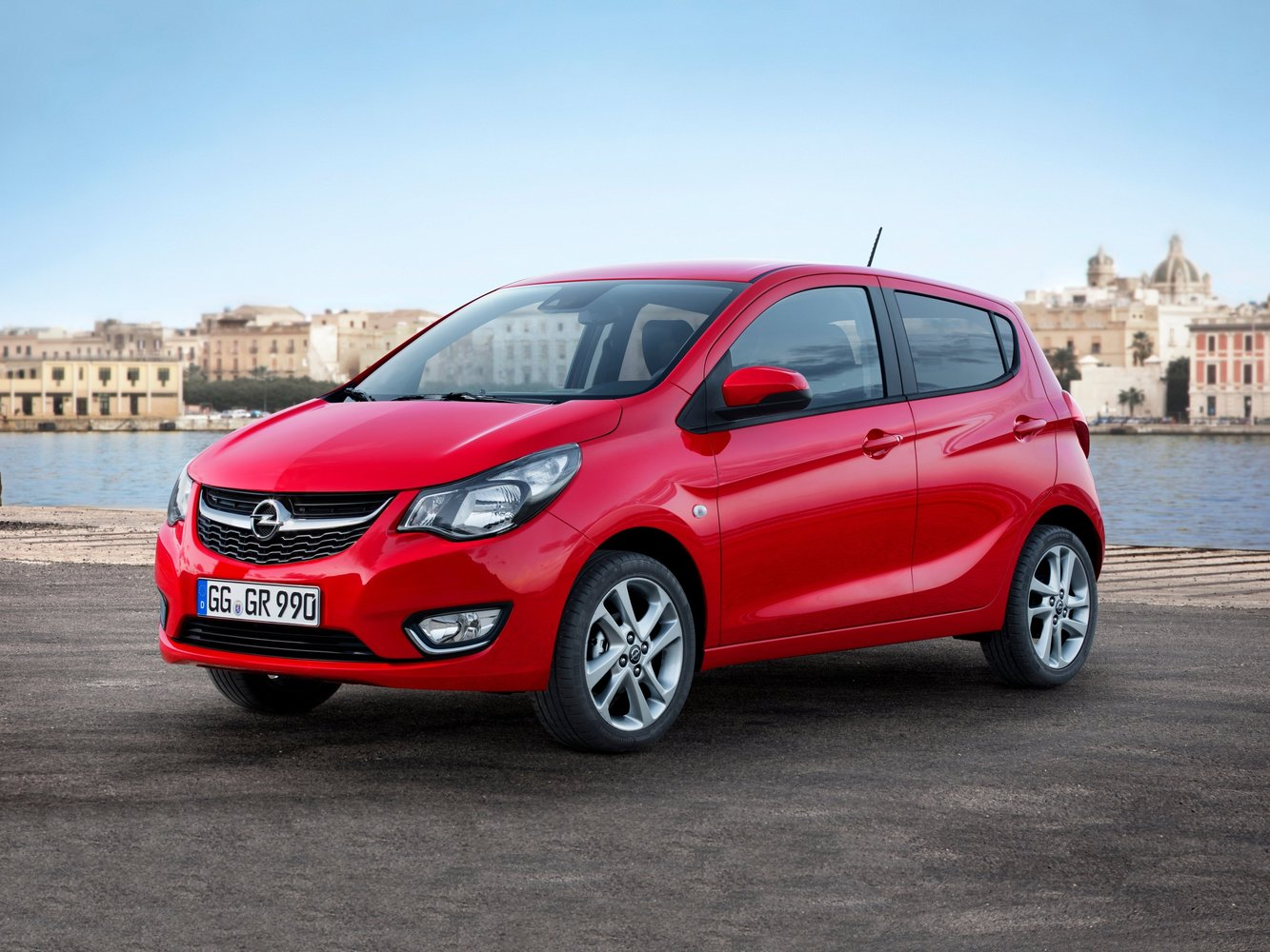 хэтчбек 5 дв. Opel Karl
