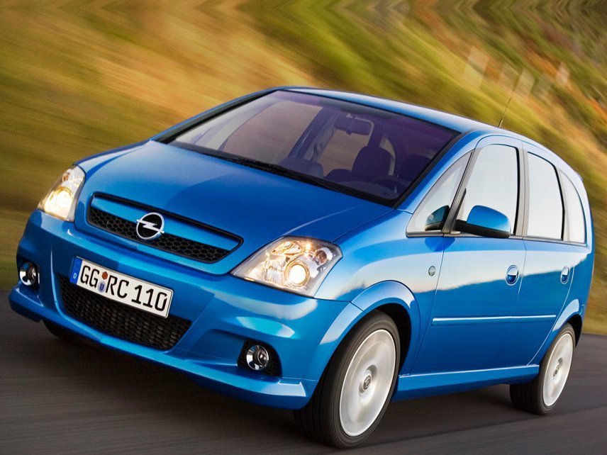 opel Opel Meriva OPC