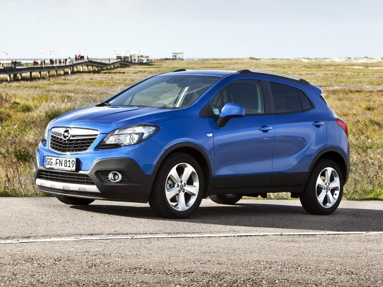 opel Opel Mokka