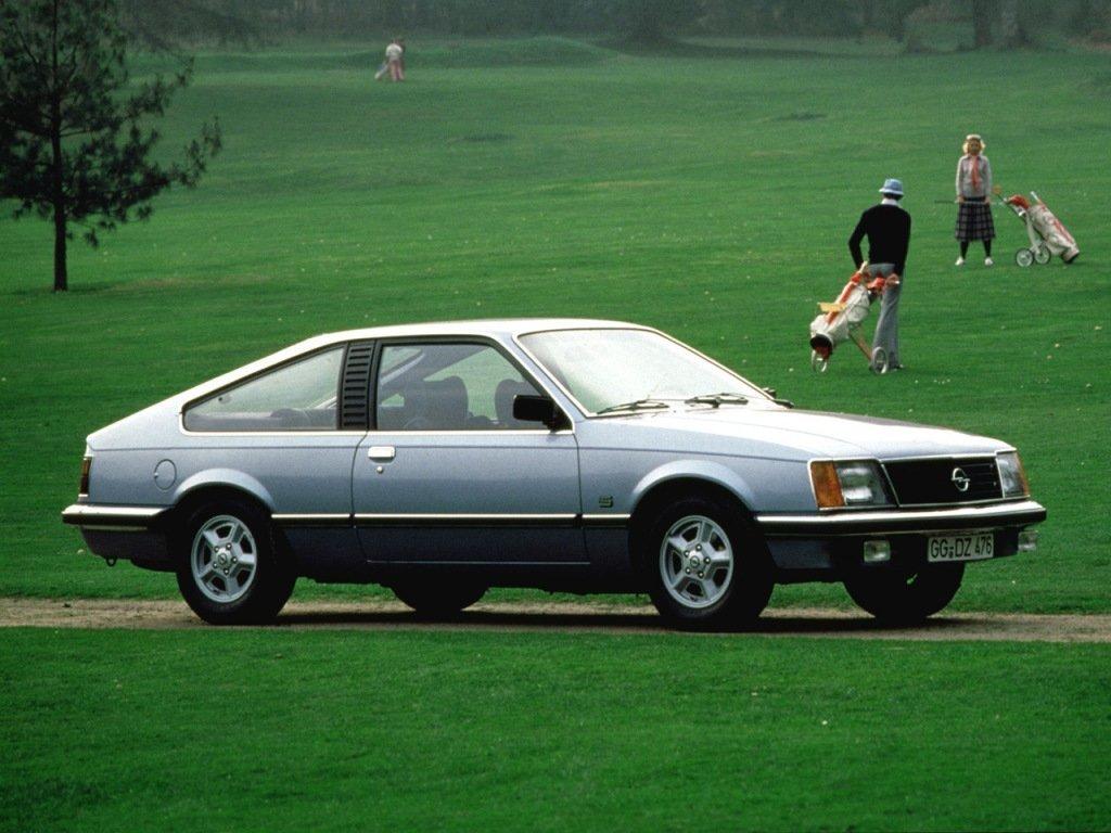 opel Opel Monza