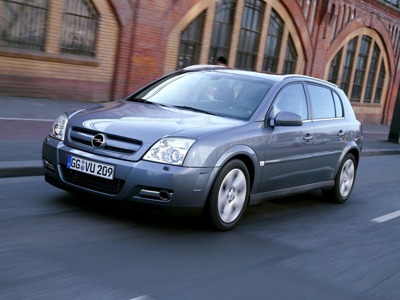 opel Opel Signum