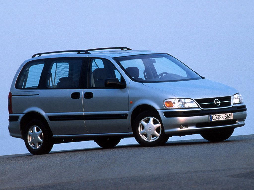 opel Opel Sintra