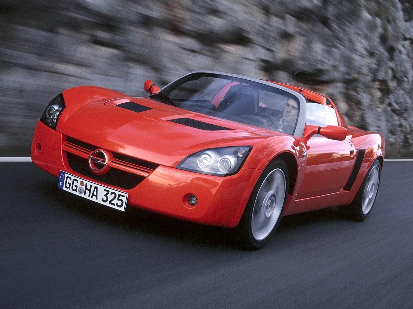 opel Opel Speedster
