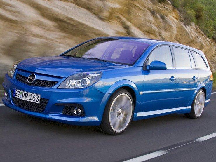 opel Opel Vectra OPC