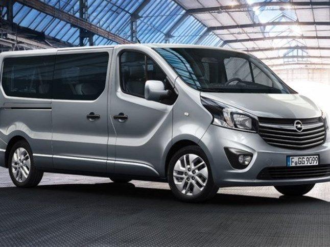 opel Opel Vivaro