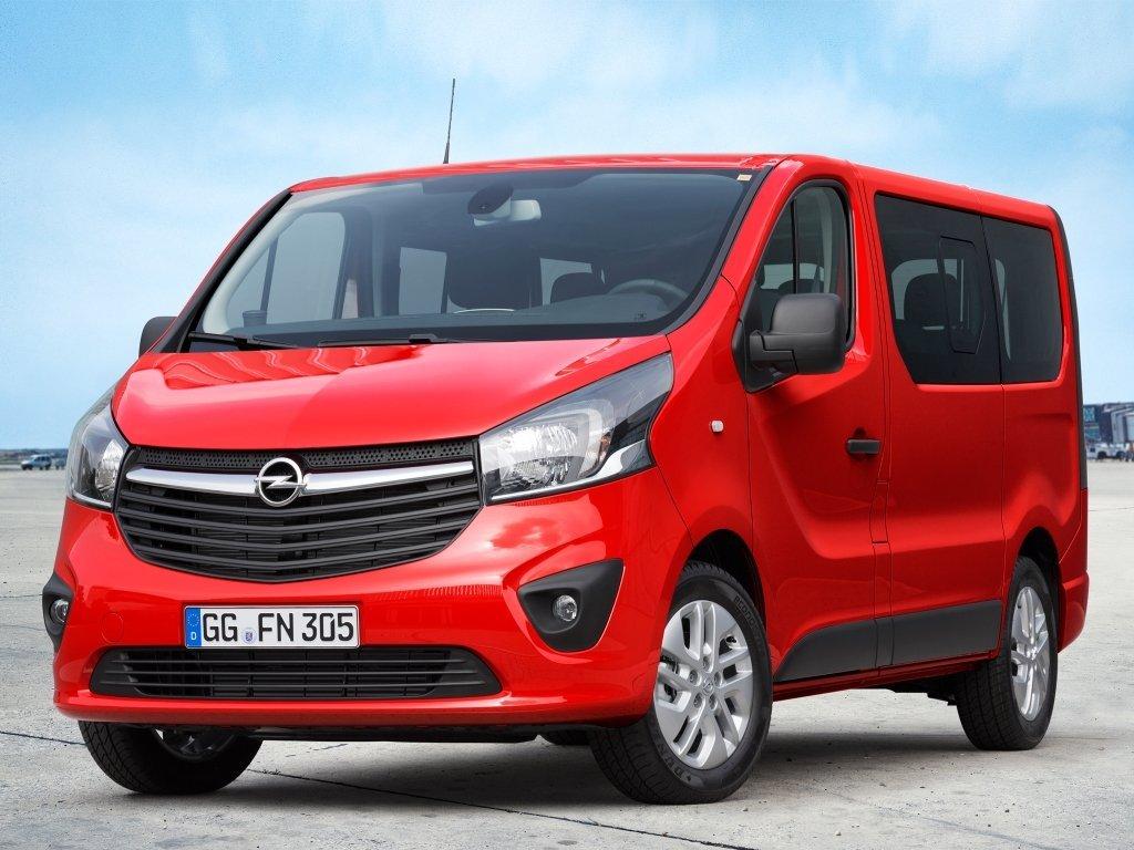 минивэн Opel Vivaro