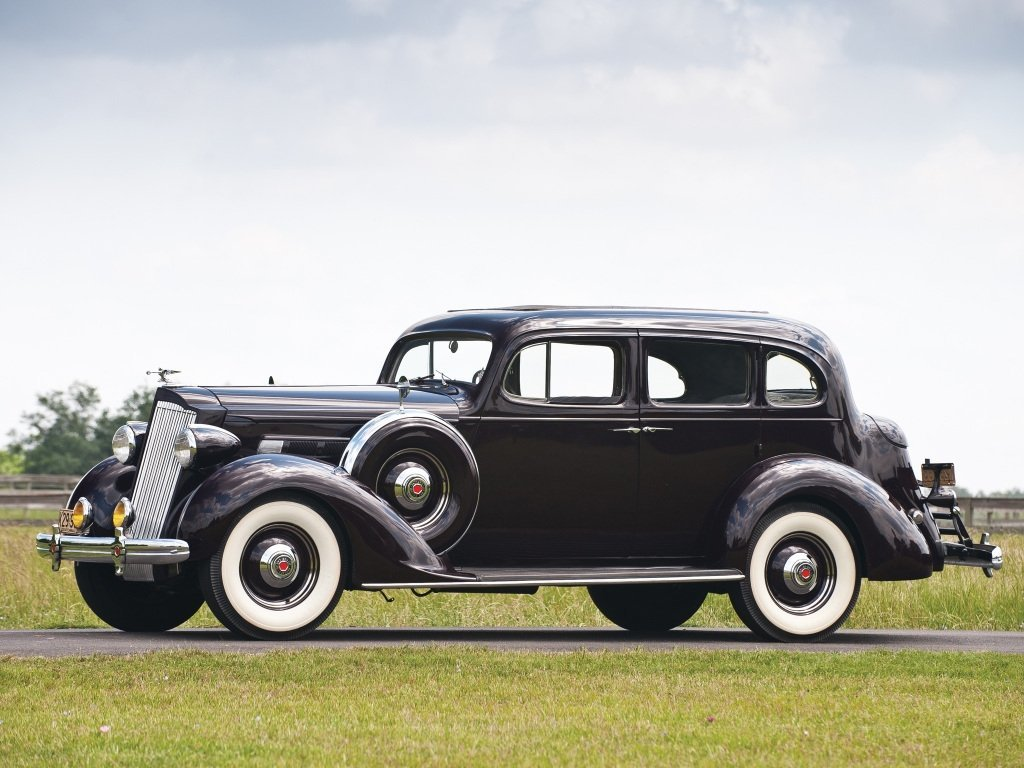 packard Packard One-Twenty