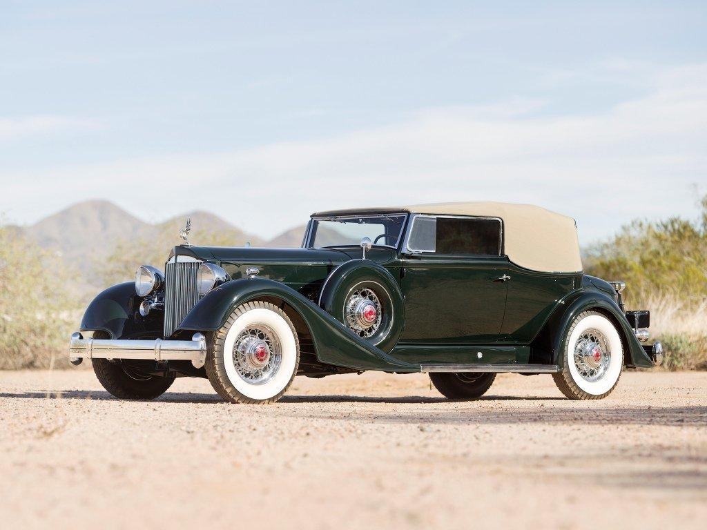 packard Packard Twelve