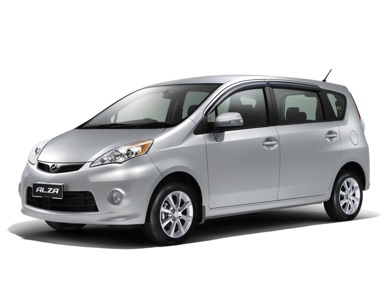 perodua Perodua Alza