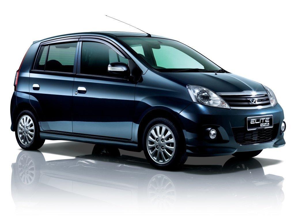 хэтчбек 5 дв. Perodua Viva