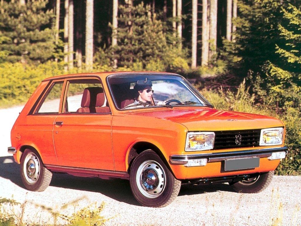 хэтчбек 3 дв. Peugeot 104