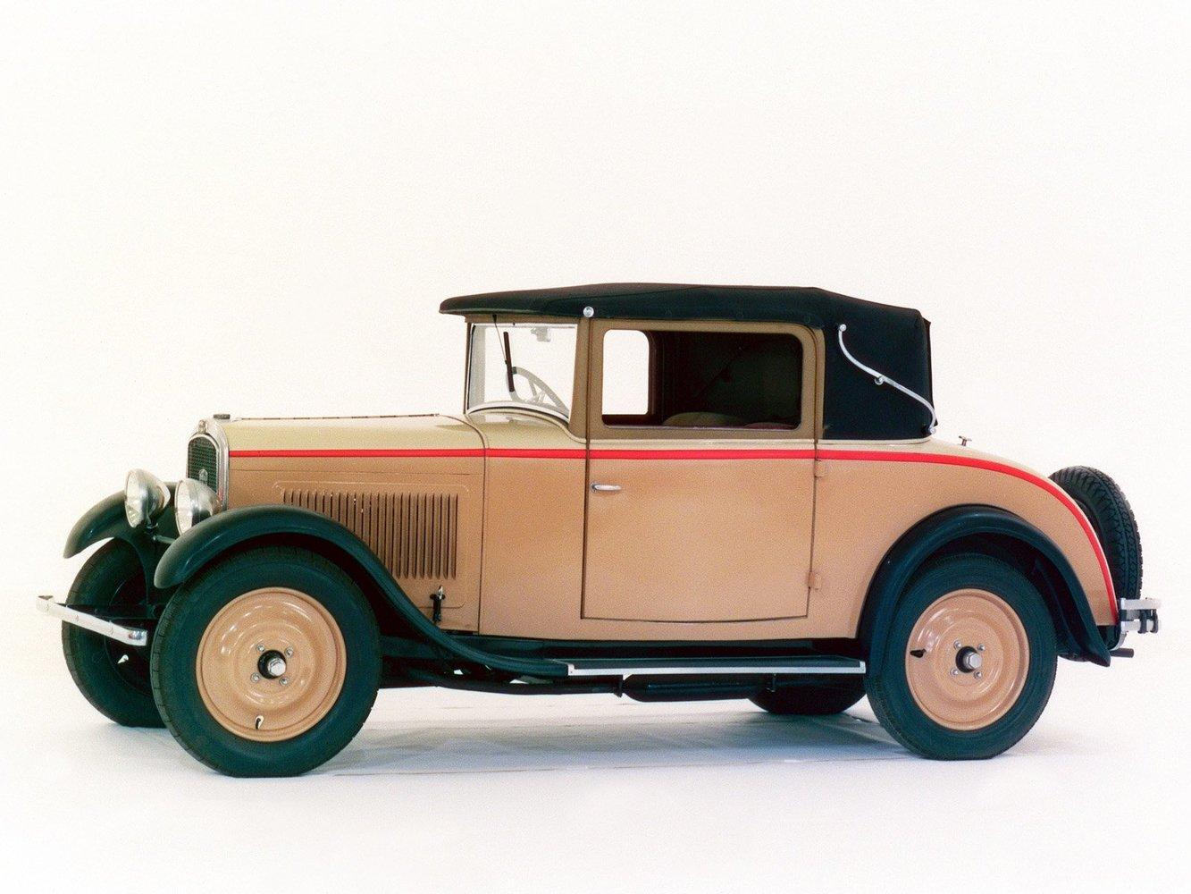 кабриолет Peugeot 201