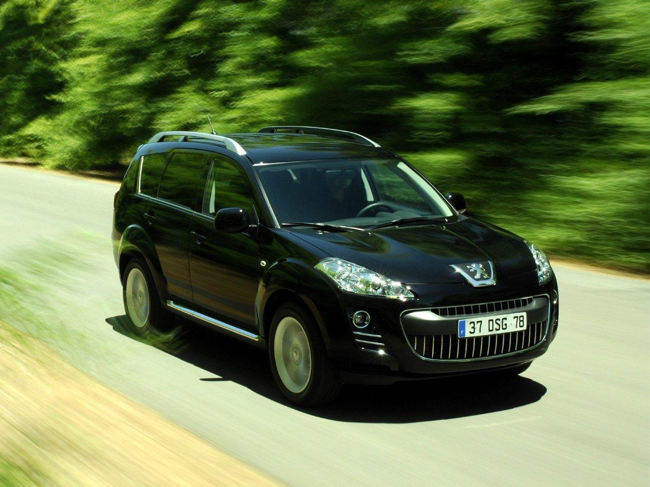 peugeot Peugeot 4007