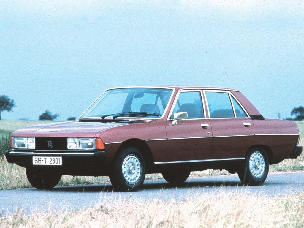 peugeot Peugeot 604