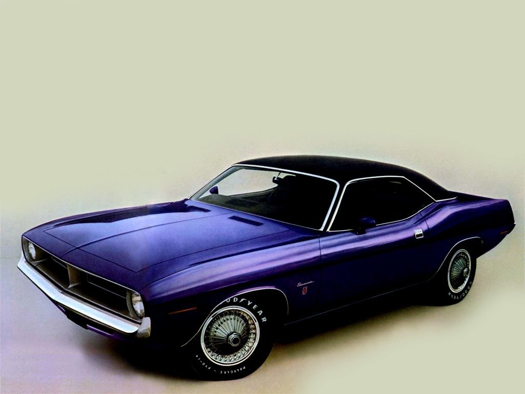 plymouth Plymouth Barracuda