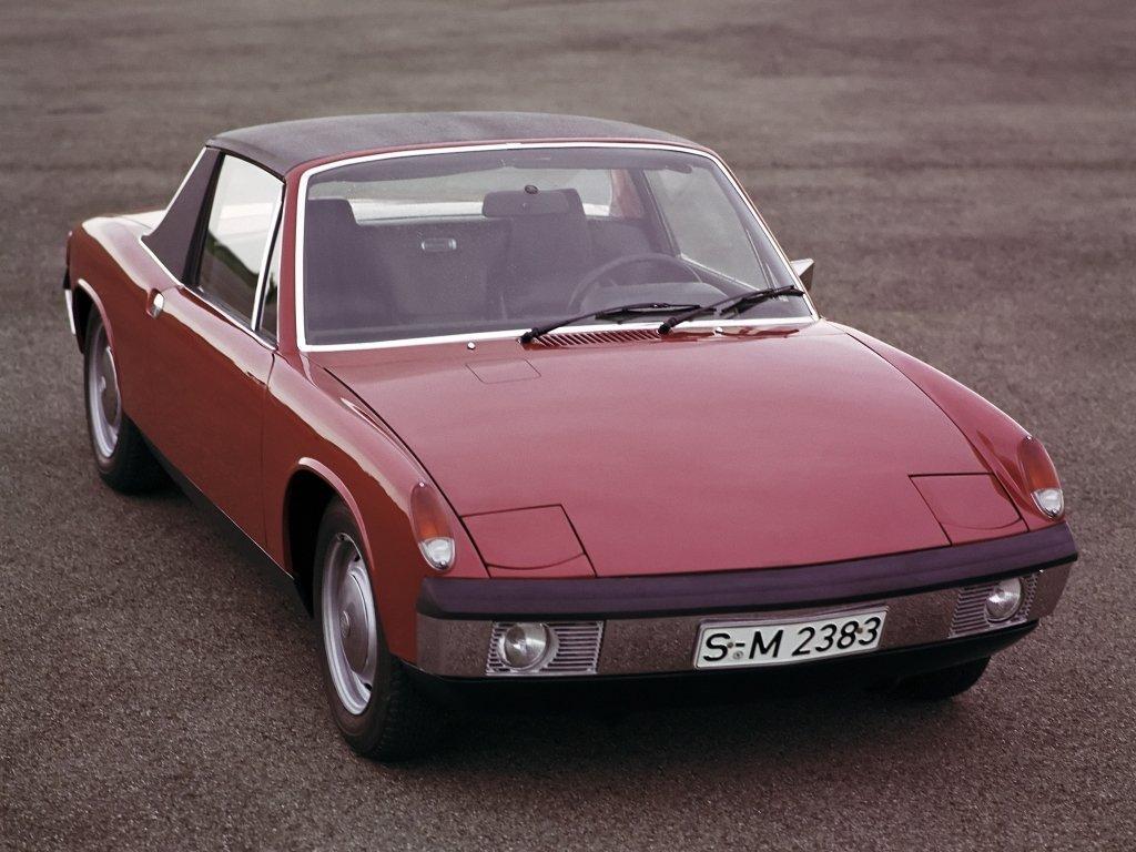 porsche Porsche 914